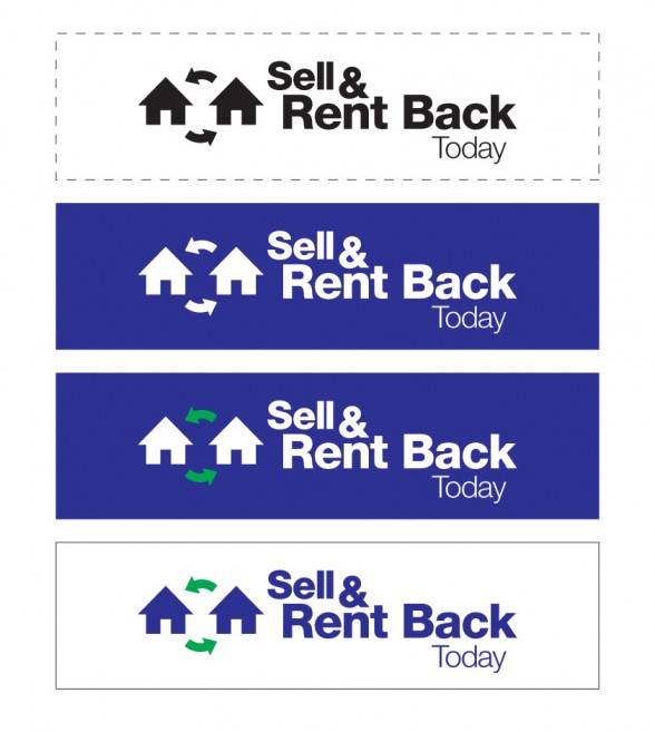 Sell and Rent Back Today | Logo Design
