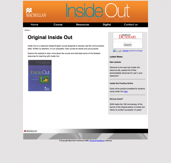 Original Inside Out
