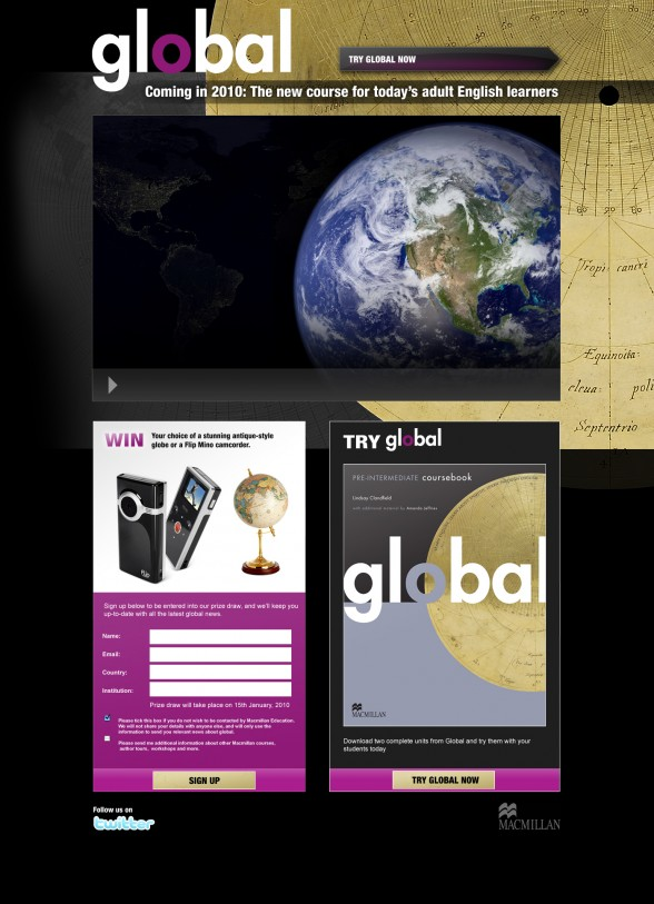 Global | Web Design