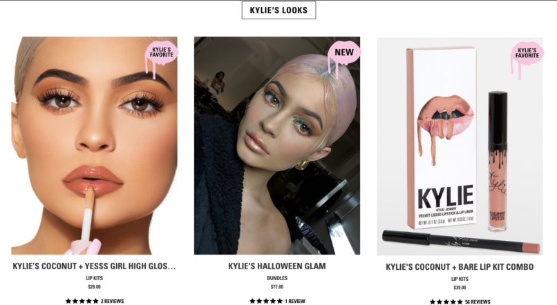 Kylie's Coconut + Yesss Girl High Gloss Combo by Kylie Cosmetics #22