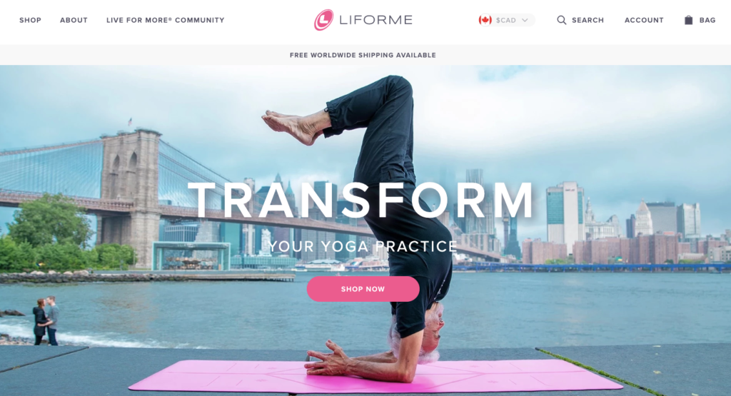 Liforme Upgrade To Shopify Plus Juno Journal